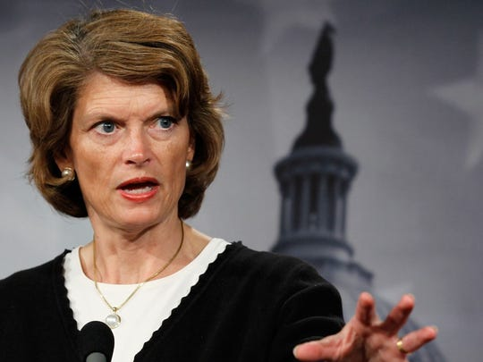 """""""How we will deal with witnesses remains to be seen,"""" Sen. Lisa Murkowski, R-Alaska, said."""