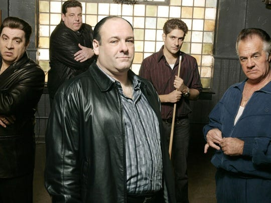 """The Sopranos"" premiered in 1999"
