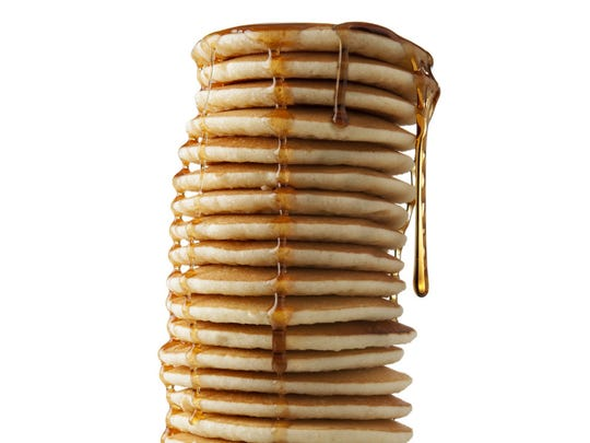 When all your other dinner plans fall through, think pancakes.