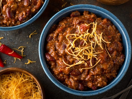 The 26th annual Chili Cook-off will take place Sunday, Oct. 13 at Juana's Pagoda and Sailor's Grill.