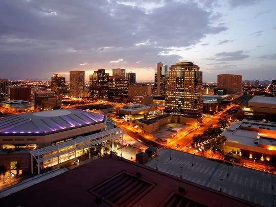 5. Phoenix-Mesa-Scottsdale, Arizona