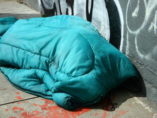 Some organizations in Madison County offer tents, sleeping bags and propane tanks to those who cannot or will not stay in their shelters, so they are not fully exposed to the elements on cold nights.