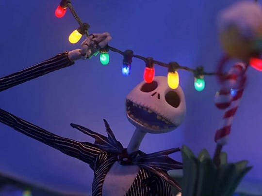 "14. The Nightmare Before Christmas (1993)     • Directed by:  Henry Selick     • Starring:  Danny Elfman, Chris Sarandon, Catherine O'Hara     • Runtime:  76 min. The stop-motion animation used in ""The Nightmare Before Christmas,"" with characters realized by Tim Burton, gives this picture a singular quality among Disney's many animated films. With a playfully macabre twist on the animated feature, the company was concerned this movie would be too dark for children and elected to release it under the Touchstone imprint. The company's worries were unfounded. Critics on Rotten Tomatoes gave it a Freshness rating of 95%, and it got an audience score of 91%. Chris Sarandon provides the speaking voice for lead character Jack Skellington, while Danny Elfman handles his singing voice."