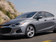 <strong>22. Chevrolet Cruze</strong><br /> <strong>&bull; Curb weight:</strong> 2,870 pounds<br /> <strong>&bull; Trim:</strong> LS Sedan 4D<br /> <strong>&bull; Horsepower:</strong> 153 HP<br /> <strong>&bull; Fuel economy (combined):</strong> 33 MPG