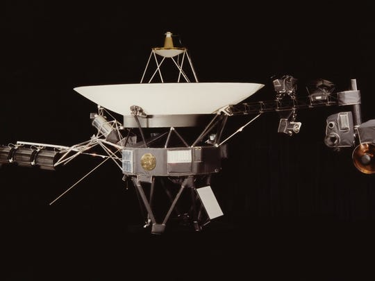 Voyager 2 reached interstellar space one year ago.