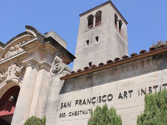 The San Francisco Art Institute plans to end classes after this semester.