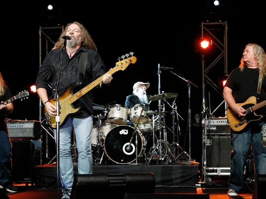 """Kentucky Headhunters' biggest hit album was """"Pickin' on Nashville"""" in 1989 that included the top 10 hit """"Oh Lonesome Me."""""""