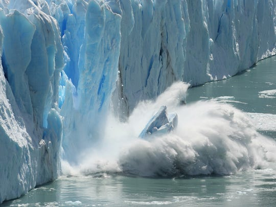 Climate change has been blamed for melting ice caps and rising worldwide temperatures.
