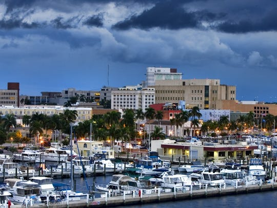 Fort Myers, Florida.