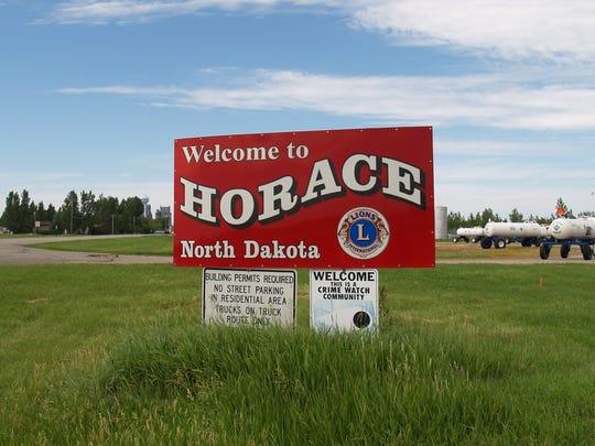 Horace, N.D.