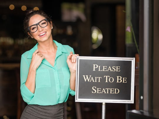 3. Sit down without the approval of the host     Hosts juggle complicated seating plans based on servers' stations, special requests, and reservation timing. Wait to be seated, and if you don't like your table, ask to be moved. They'll usually accommodate you.