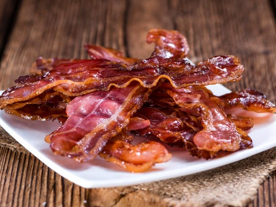 "Some say, ""Everything tastes better with bacon!"""