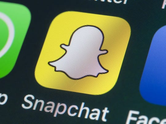 A user spends more than half an hour a day, on average, using Snapchat.