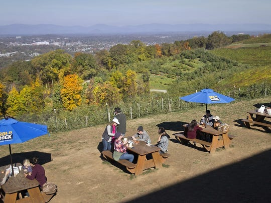 Charlottesville, Va., has a food history back to Thomas Jefferson's time. Today there are 35 wineries in the area and a selection of fine restaurants.