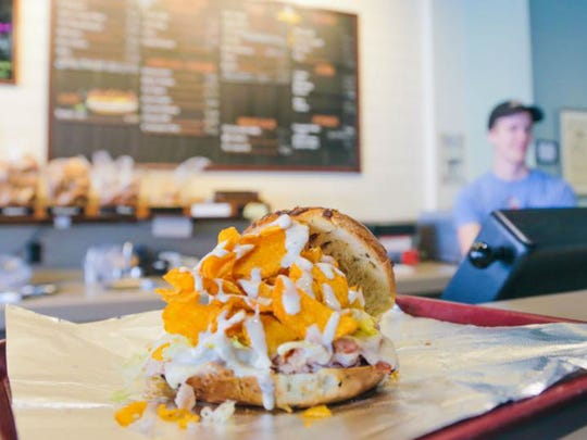 Greenville, S.C., has the state's hottest craft beer scene and local favorites such as Sully's Steamers, where the steamers aren't clams but steamed bagel sandwiches.