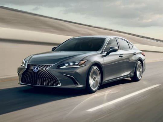 The Lexus ES is the most dependable vehicle of 2020, according to J.D. Power.