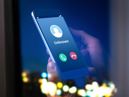 About 70% of Americans refuse to answer their phone from unknown numbers due to robocalls.