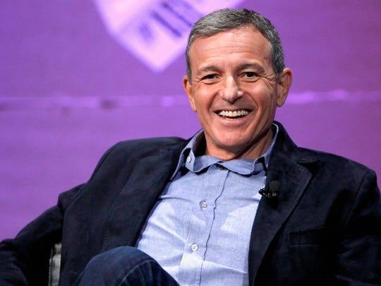 Robert Iger, Walt Disney CEO.