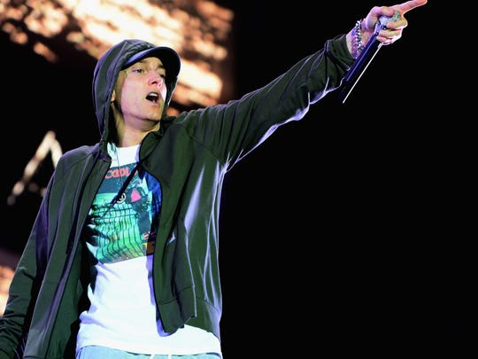 "4. Eminem     • Sales:  46 million albums, 107.5 million digital singles     • Grammy history:  15 wins, 44 nominations     • Best-selling album or single:  ""Love the Way You Lie"" (ft. Rihanna) (single) Rapper Eminem has racked up 46 million certified album sales and 107.5 million digital singles sales since the release of his 1999 major label debut. During this period he has also won 15 Grammy awards. Eminem has performed at the awards show multiple times, including a memorable duet with Elton John, during which they played the song ""Stan.""     ALSO READ: 100 Most Popular Country Music Stars"