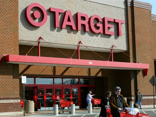 Big-box retailer Target said Wednesday morning that holiday season comparable sales rose by 1.4%, well below expectations.