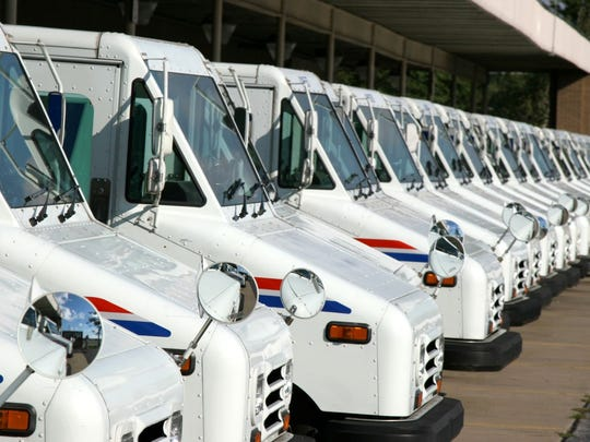 """The Postal Service had previously said that centralizing mail delivery points was the """"most efficient, cost-effective and safest method of providing delivery service to its customers."""""""