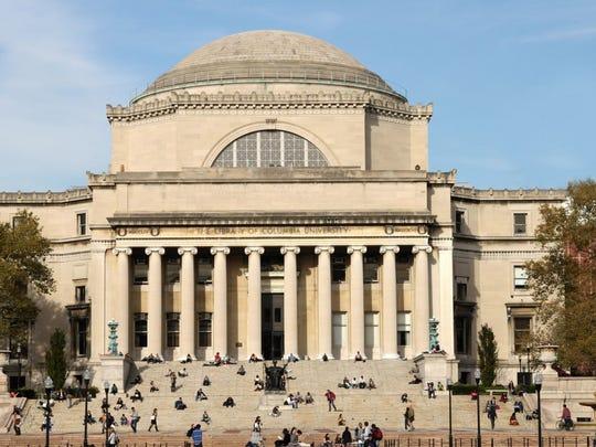Columbia University.