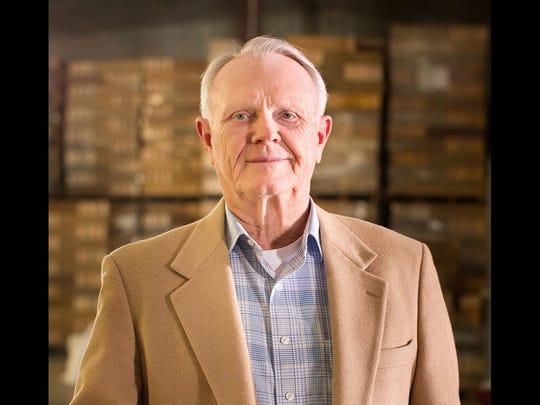 Iowa: Harry Stine.