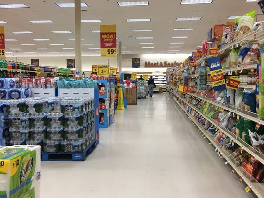 Products at end-of-aisle displays are meant to make shoppers think they're something special and be unable to resist.