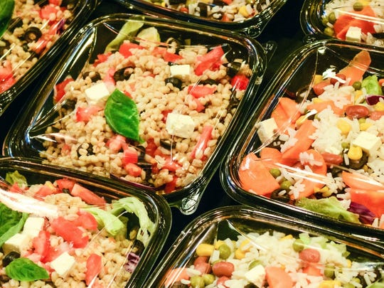 Ready-made meals are convenient, and pricey.