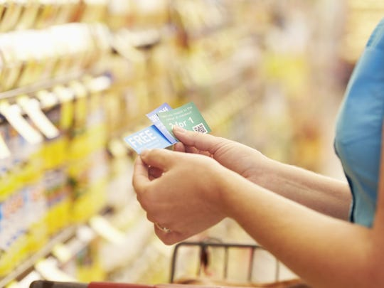 Don't be ashamed to use coupons. Statistics show that shoppers with household incomes of $100,000 and up are twice as likely to use coupons as those at lower income.