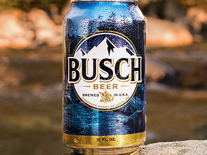 Most popular beer brands in America dominated by Anheuser-Busch, Molson Coors