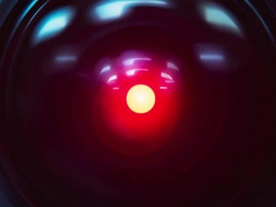 HAL 9000, art teacher