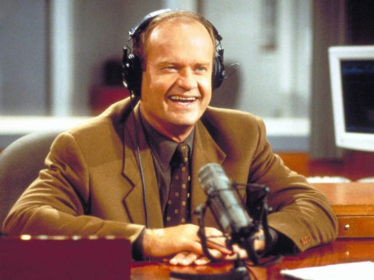 'Frasier,' NBC's hit spin-off of 'Cheers,' will be back in a revival starring Kelsey Grammer on the Paramount+ streaming service.