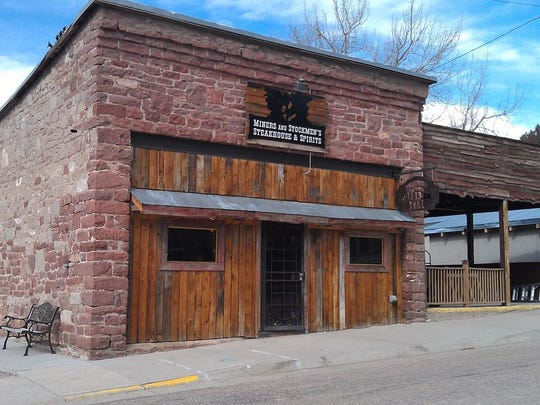 Wyoming: Miner's and Stockmen's Steakhouse