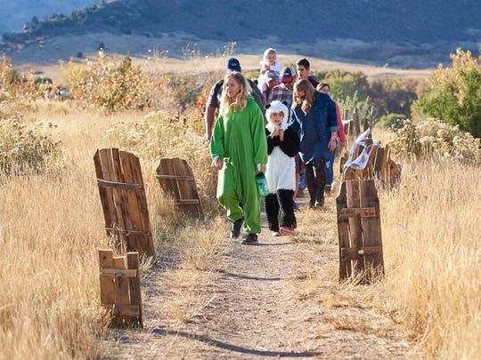 Colorado: Lakewood Haunted Trail Adventure