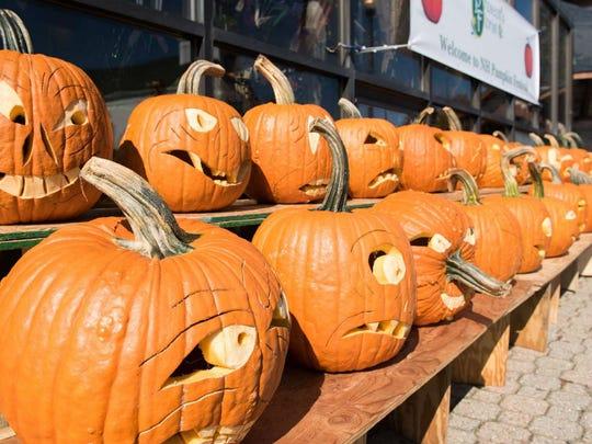 New Hampshire: Laconia – The New Hampshire Pumpkin Festival