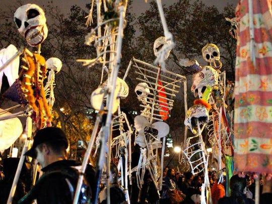 Iowa: Cedar Rapids – The NewBo and Czech Village Halloween Parade