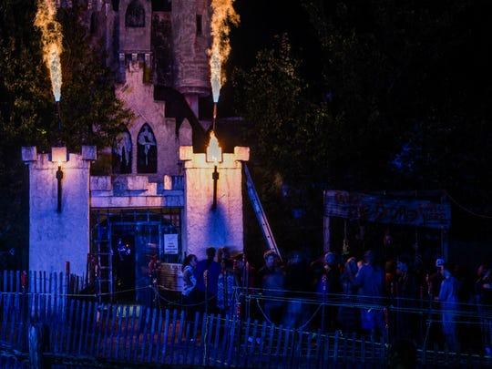 Texas: Waxahachie – Screams Halloween Theme Park