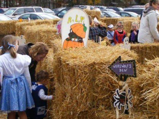 Ohio: Genoa Township Trick or Treat Village