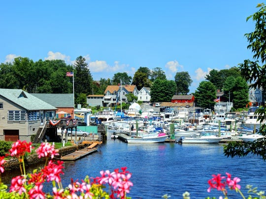 Rhode Island: Warwick