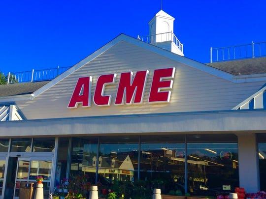 Acme Markets.