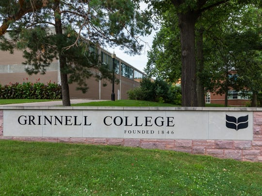 Grinnell College.