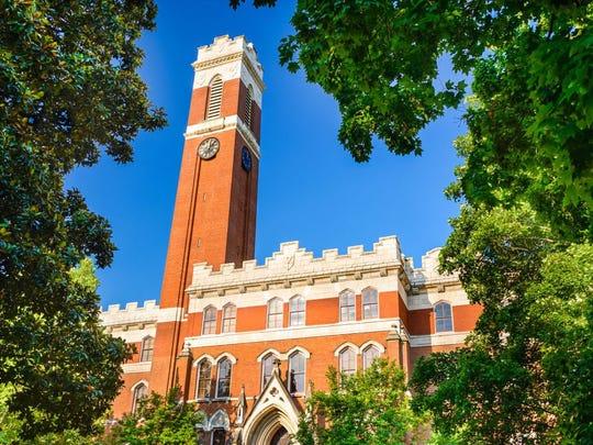 Vanderbilt University.