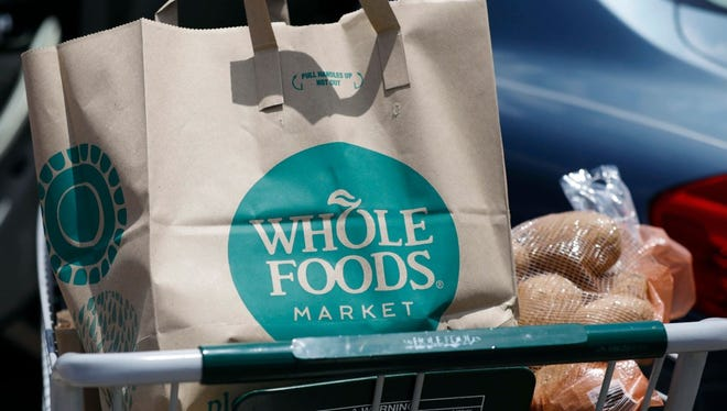 Grocers are offering more organic turkeys in the week before Thanksgiving. Whole Foods Market said Wednesday it had lowered the price on its organic turkeys.