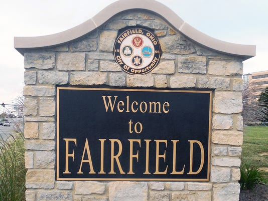 ff-Welcome to Fairfield sign