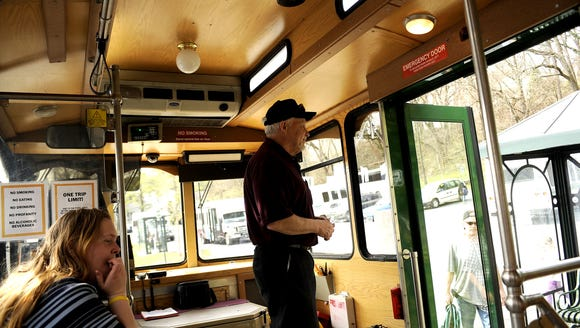 Driver Dave Meyer said the silver line on the Staunton