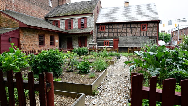 The Colonial Complex is shown in York City, Tuesday, May 23, 2017. Dawn J. Sagert photo