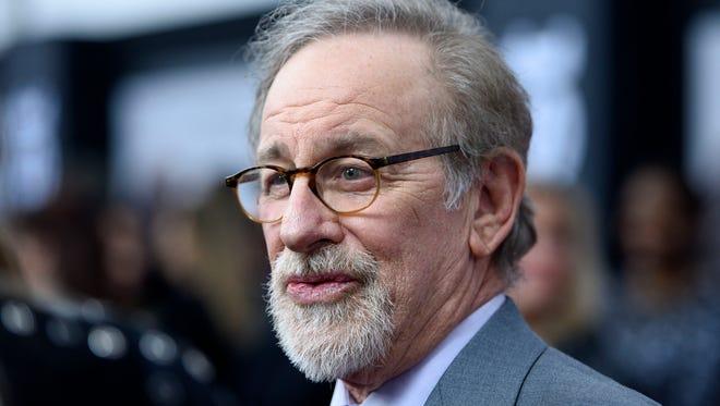 Steven Spielberg grew up in Phoenix.