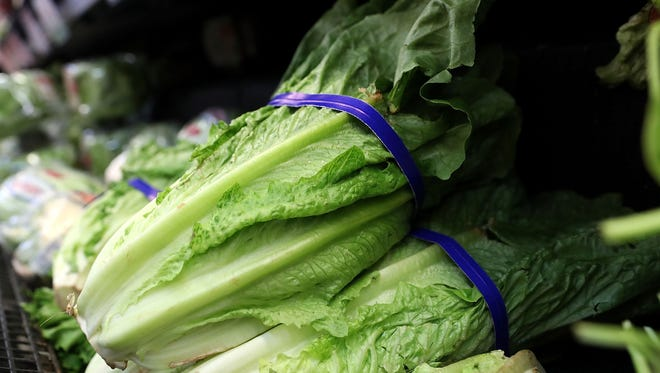 The U.S. Food and Drug Administration and the Centers for Disease Control and Prevention advise American consumers to throw away and avoid eating Romaine lettuce, originating from Yuma, Arizona.