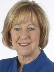 Maggie Brooks, former Monroe County Executive, shown here in a 2011 file photo.